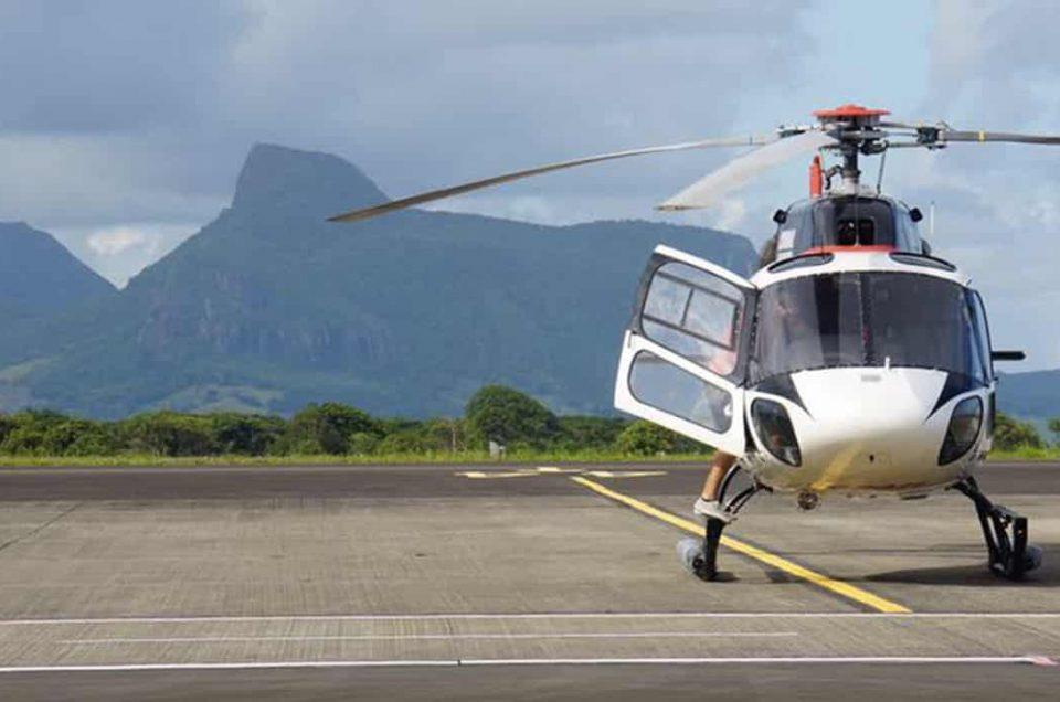 Corail Hélicoptères à Maurice