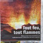 eruption volcan article