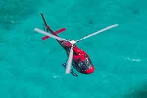 base karibik helikoptern