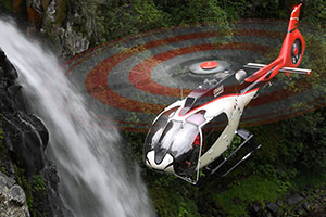 developpement durable helicopter la reunion