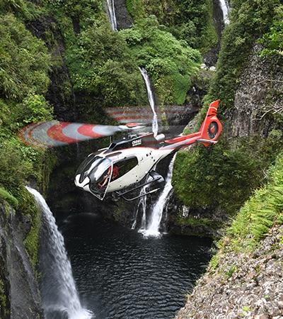 helikoptern reunion island