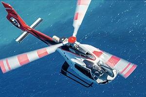 zeitnahe Helikopter reunion island