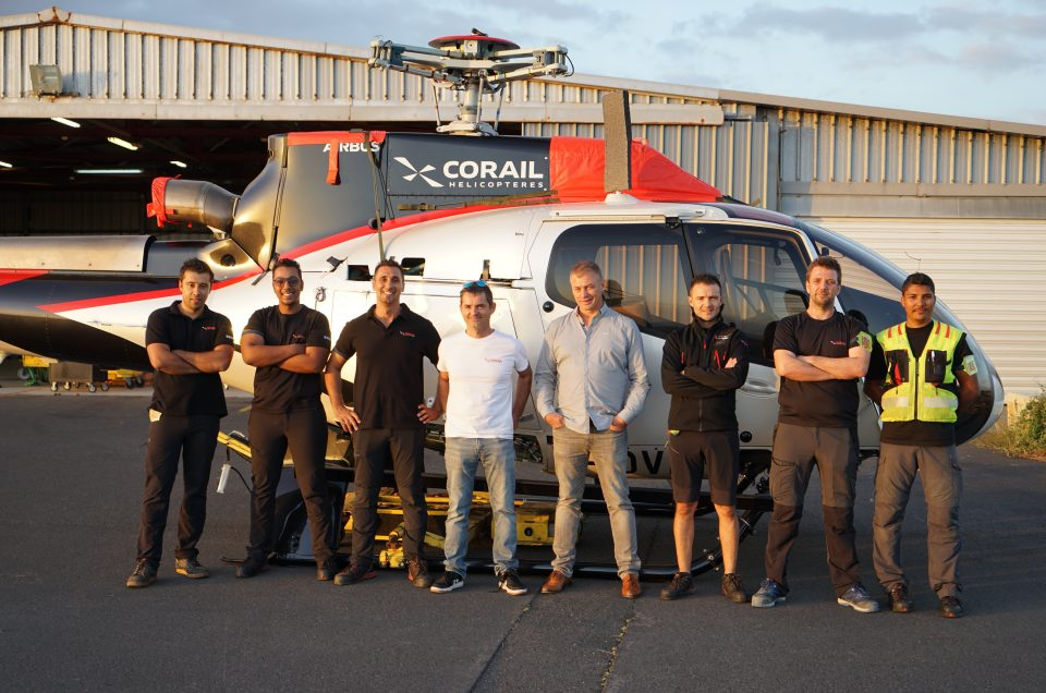 nouvel helicoptere h130