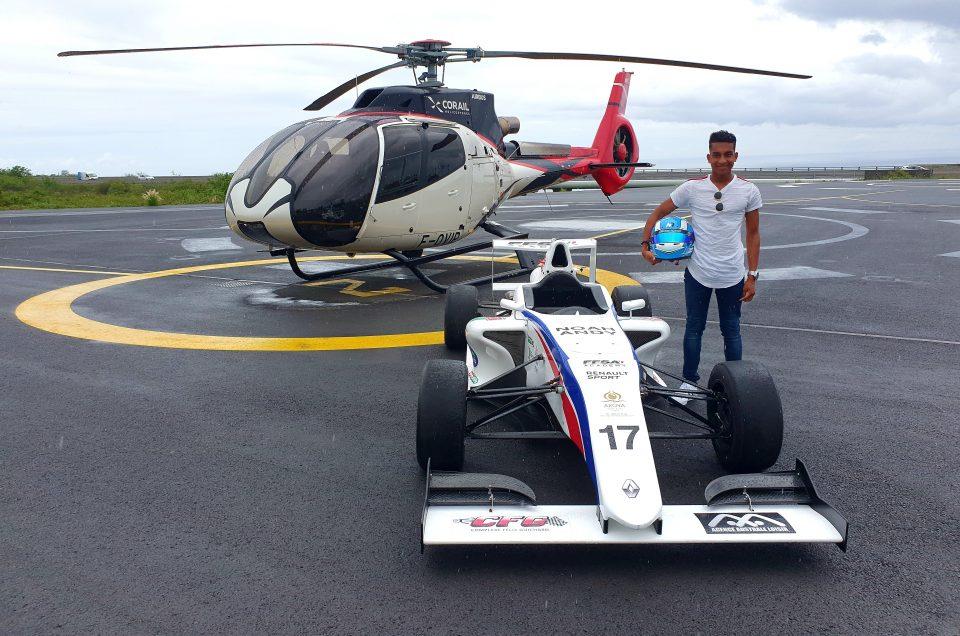 La Formule 4 ronronne chez Corail