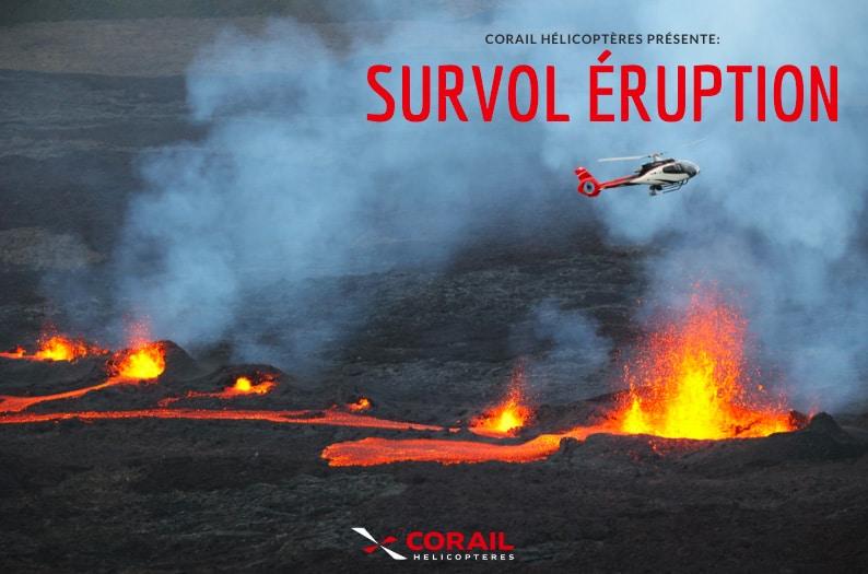 Première éruption de l'année du Piton de La Fournaise