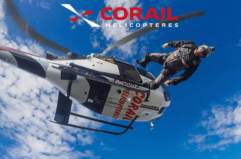 À partir du 30 octobre 2021, faites le grand saut avec Corail Hélicoptères !